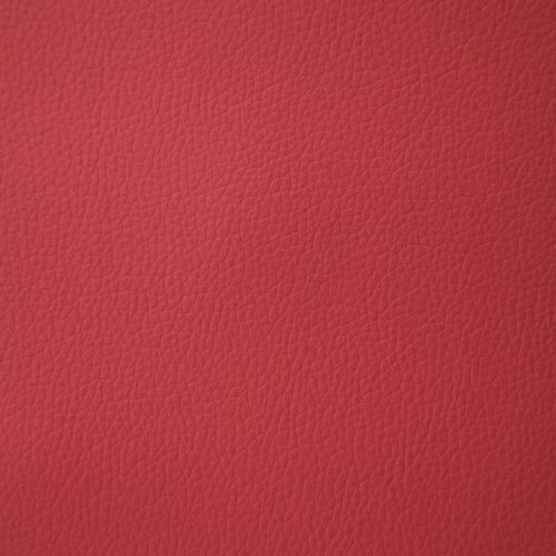 Poltrona de TV couro artificial vermelho