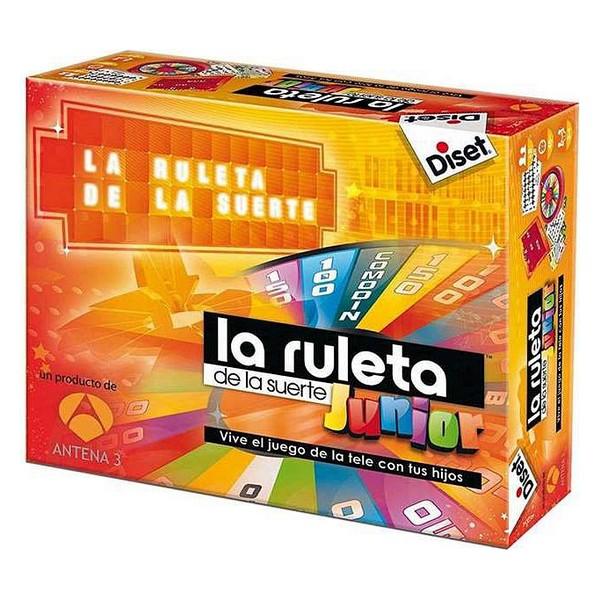 Jogo De Mesa Ruleta De La Suerte Junior Diset Es Loja Sitio Da Magia