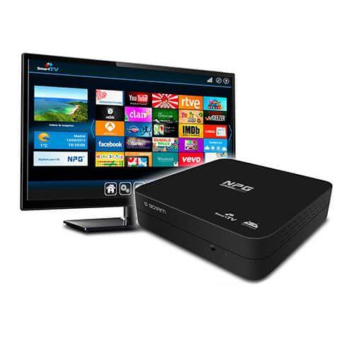 Televisões e Smart TV